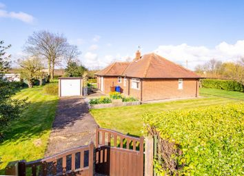 Thumbnail 3 bed detached bungalow for sale in Leeds Road, Selby