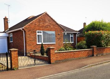 Thumbnail 2 bed detached bungalow for sale in Ireton Road, Market Harborough