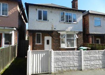 3 bed detached house for sale in 6 Ash Villas Carrington, Nottingham NG5