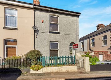 Thumbnail 3 bedroom end terrace house for sale in Cambridge Road, Ford, Plymouth