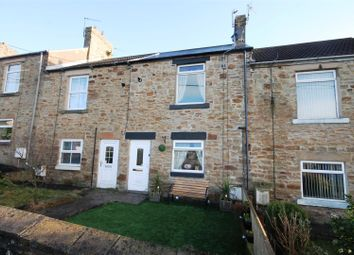Thumbnail 2 bed terraced house for sale in West Terrace, Billy Row, Crook