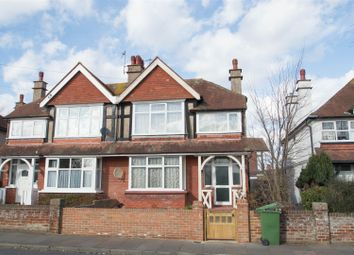 Thumbnail 3 bedroom semi-detached house for sale in Brassey Avenue, Eastbourne