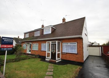 Thumbnail 2 bed property for sale in Danesfield, Benfleet