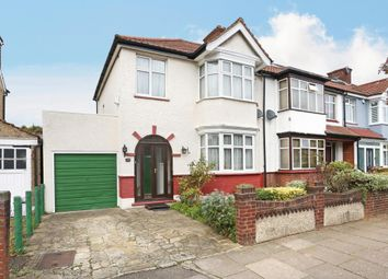 Thumbnail 3 bed end terrace house for sale in Manton Avenue, Hanwell