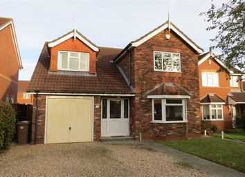 Thumbnail 4 bed detached house for sale in Northumbria Road, Quarrington, Sleaford