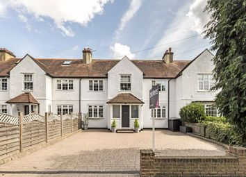 5 bed terraced house for sale in Manor Drive, Berrylands, Surbiton KT5