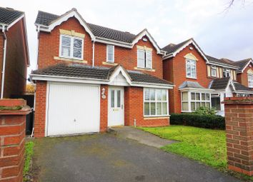 Thumbnail 4 bed detached house for sale in Paget Road, Birmingham