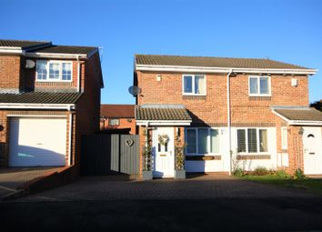 Thumbnail Semi-detached house for sale in Brackenbeds Close, Pelton, Chester Le Street