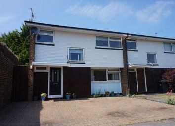 Thumbnail 3 bed end terrace house for sale in Hartley Close, Stoke Poges