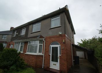 Thumbnail 3 bed property to rent in St. Aldwyns Close, Horfield, Bristol