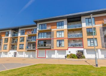 Thumbnail 2 bed flat for sale in Rashleigh Road, Duporth, St. Austell