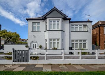 Thumbnail 4 bed detached house for sale in Westcliff Drive, Leigh-On-Sea, Essex