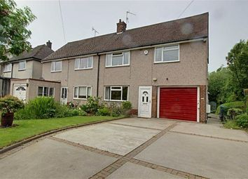 Thumbnail 3 bedroom semi-detached house to rent in Highfield Lane, Chesterfield, Derbyshire