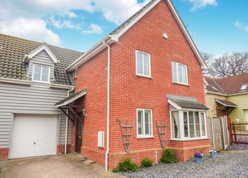 Thumbnail 4 bedroom detached house for sale in Blands Farm Close, Palgrave, Diss