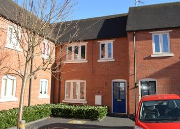 Thumbnail 2 bed town house for sale in Drayton Mill Court, Market Drayton