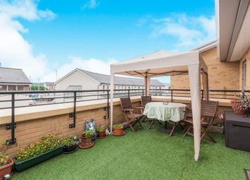 Thumbnail 2 bedroom flat for sale in Mizzen Court, Portishead, Bristol