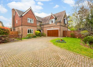Thumbnail 5 bed detached house for sale in Segrave Close, Sonning, Reading
