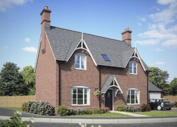 Thumbnail 3 bed detached house for sale in Storkit Lane, Wymeswold