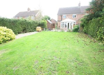 Thumbnail 4 bed semi-detached house to rent in Manor Terrace, Mileham, King's Lynn