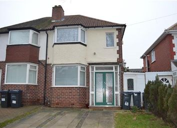 Thumbnail 3 bedroom semi-detached house for sale in Allerton Road, Yardley, Birmingham