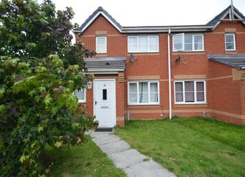 Thumbnail 3 bed terraced house to rent in Primary Close, Cadishead, Manchester