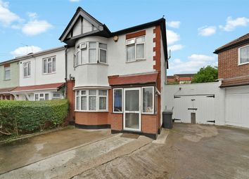 Thumbnail 3 bed semi-detached house for sale in St. Raphaels Way, London