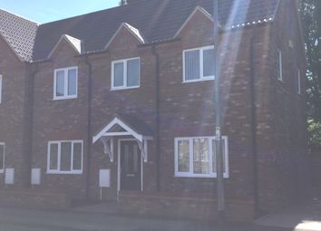 Thumbnail 3 bed semi-detached house to rent in Potton Road, Biggleswade