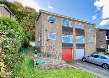 Thumbnail 4 bed semi-detached house for sale in Reddicliff Close, Plymstock, Plymouth