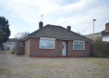 Thumbnail 2 bedroom detached bungalow for sale in Dereham Road, Norwich