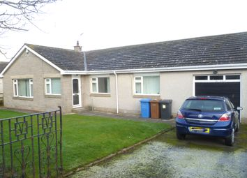 Thumbnail 3 bed detached bungalow for sale in Mansefield Road, Berwick Upon Tweed