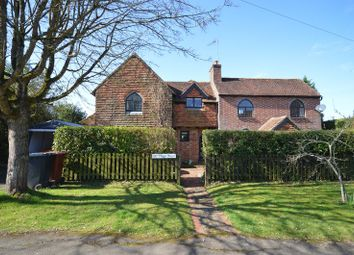 Thumbnail 4 bed detached house to rent in The Street, Plaistow, Billingshurst