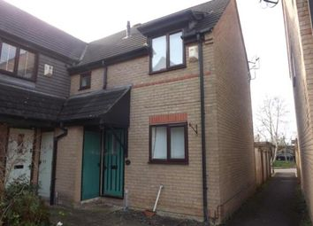 Thumbnail 2 bed end terrace house for sale in Hay Leaze, Yate, Bristol, Gloucestershire
