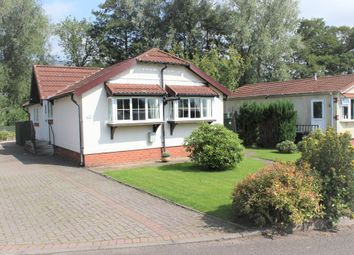 Thumbnail 2 bed detached bungalow for sale in Balgair Castle Park, Fintry, Fintry