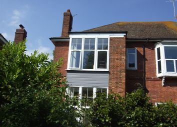 Thumbnail 1 bed flat to rent in Heatherdune Road, Bexhill-On-Sea