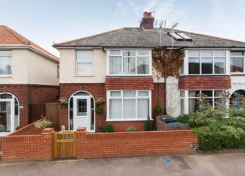Thumbnail 3 bed semi-detached house for sale in Beechwood Avenue, Deal