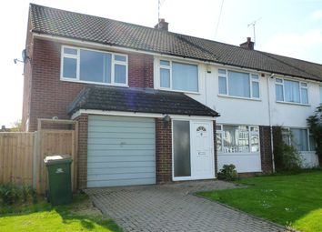 Thumbnail 5 bed semi-detached house to rent in Knoll Drive, Stivichall, Coventry, West Midlands
