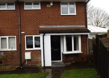 Thumbnail 1 bed flat to rent in Neptune Close, Murdishaw, Runcorn