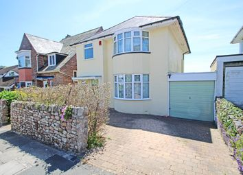 Thumbnail 4 bed link-detached house for sale in Venn Grove, Hartley, Plymouth