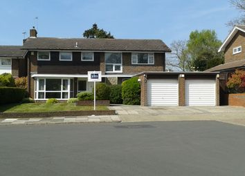 Thumbnail 5 bed detached house for sale in Westleigh Drive, Bickley, Kent