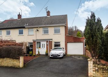 Thumbnail 3 bed semi-detached house for sale in Axwell Park School Houses, Blaydon-On-Tyne