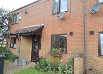 Thumbnail 2 bed terraced house to rent in Station Road, West Dereham