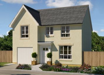 "Thumbnail 4 bedroom detached house for sale in ""Delgattie"" at Oldmeldrum Road, Inverurie"