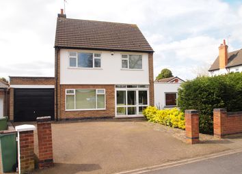 Thumbnail 3 bed detached house for sale in Braunstone Lane East, Leicester