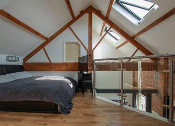 Thumbnail 1 bed maisonette for sale in 167-169 Horninglow Street, Burton-On-Trent