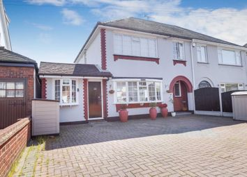 Thumbnail 6 bed semi-detached house for sale in Walk To The Beach, Ulster Avenue, Shoeburyness