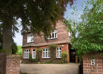 Thumbnail 8 bed detached house for sale in The Grange, London
