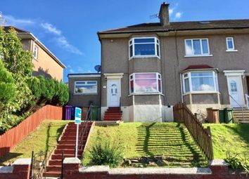 Thumbnail 3 bed end terrace house for sale in Barrachnie Road, Garrowhill, Glasgow, Lanarkshire