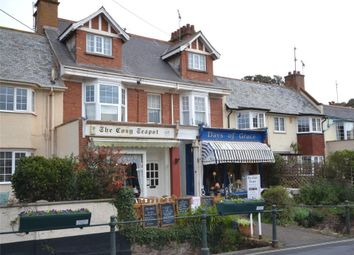 Thumbnail 4 bed maisonette for sale in Fore Street, Budleigh Salterton, Devon