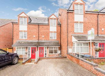 4 bed town house for sale in Tennal Road, Harborne, Birmingham, West Midlands B32