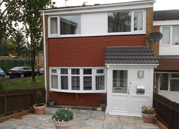 Thumbnail 3 bed end terrace house for sale in Bigwood Drive, Birmingham, West Midlands